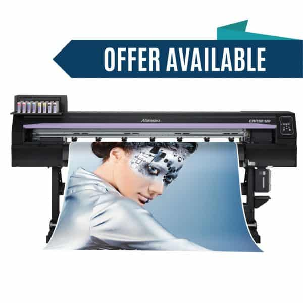 Mimaki CJV150 160 OFFER 1