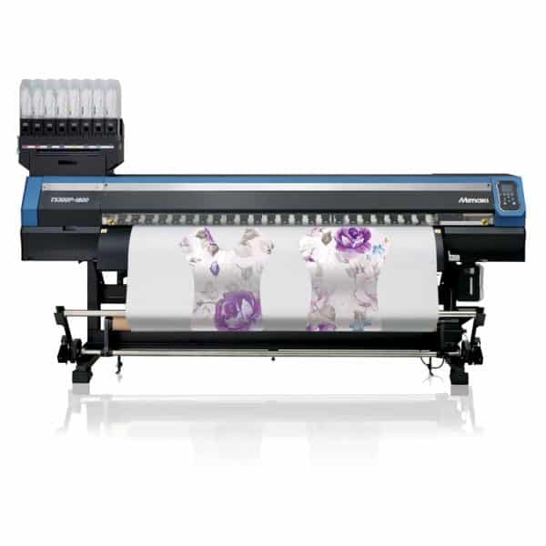 Mimaki TS300P 1800 press shot