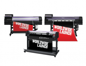 Hybrid will introduce new Mimaki printers