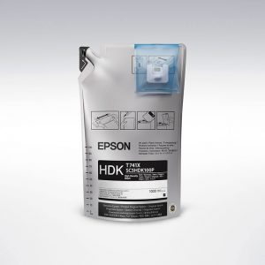 Epson UltraChrome DS SC F Series Inks HD Black