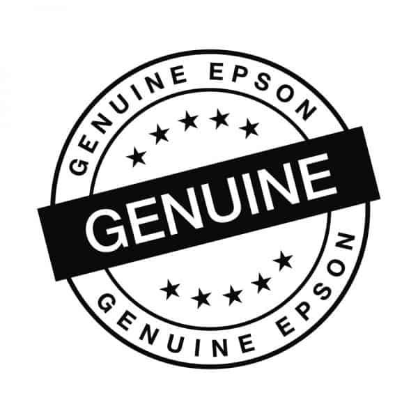 Genuine Epson Ink