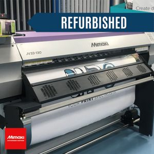 Mimaki Refurbished JV33