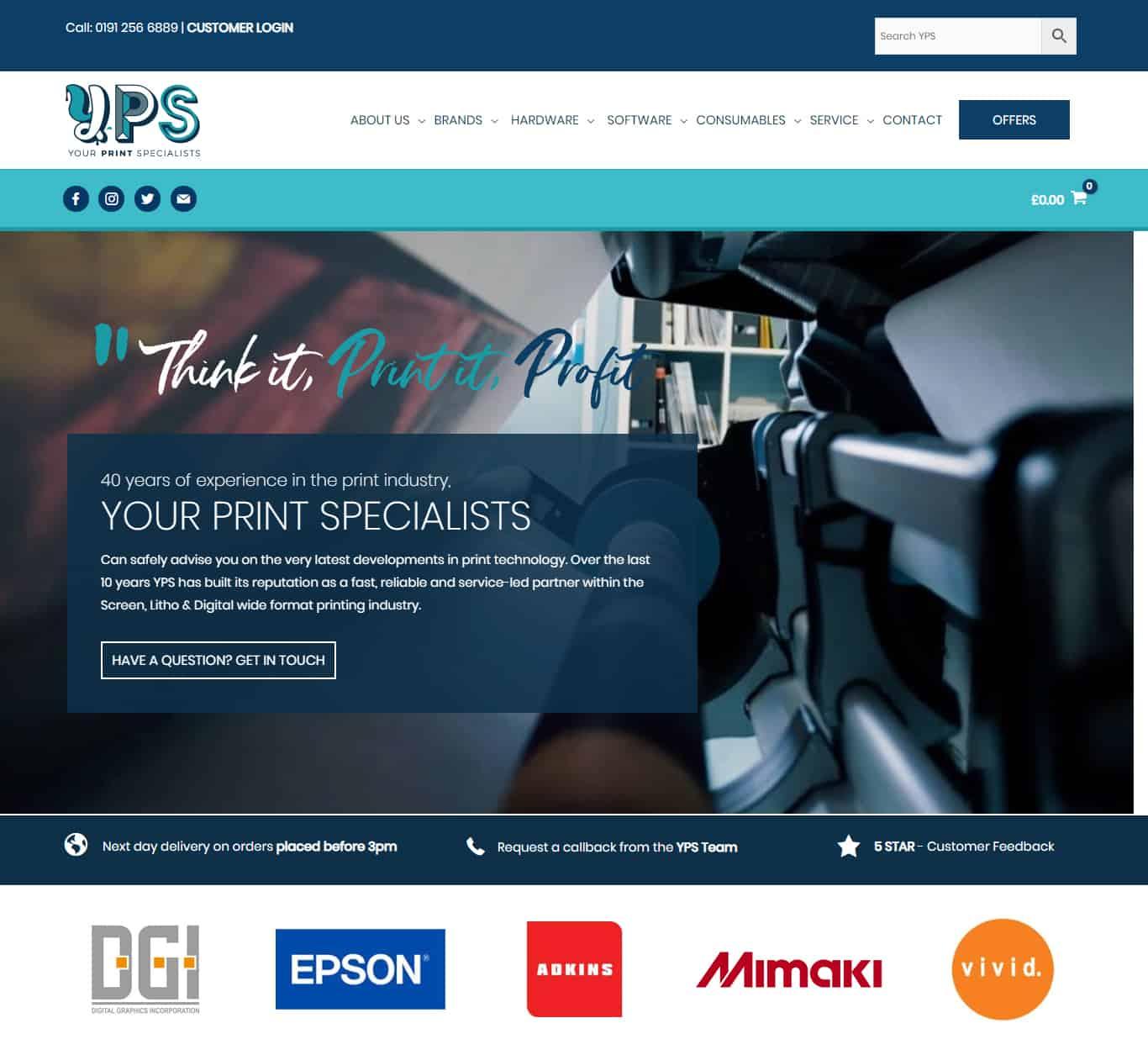 YPS Website 2