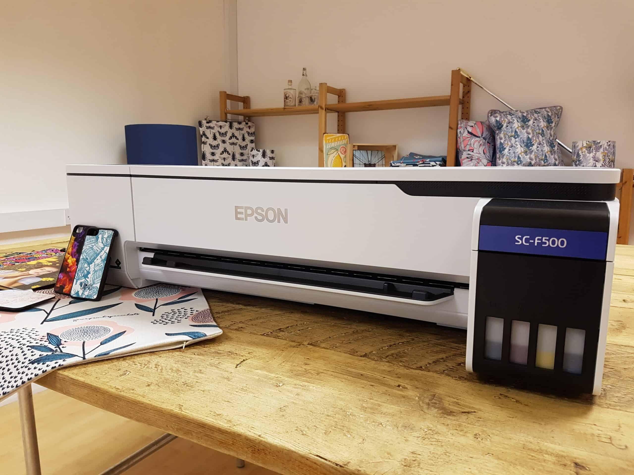 Epson F500 Dye Sub