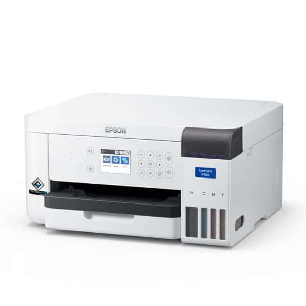 Epson SureColor SC-F100 A4 dye sublimation printer
