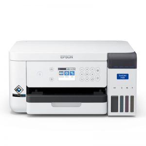Epson SureColor SC-F100 A4 dye sublimation printer