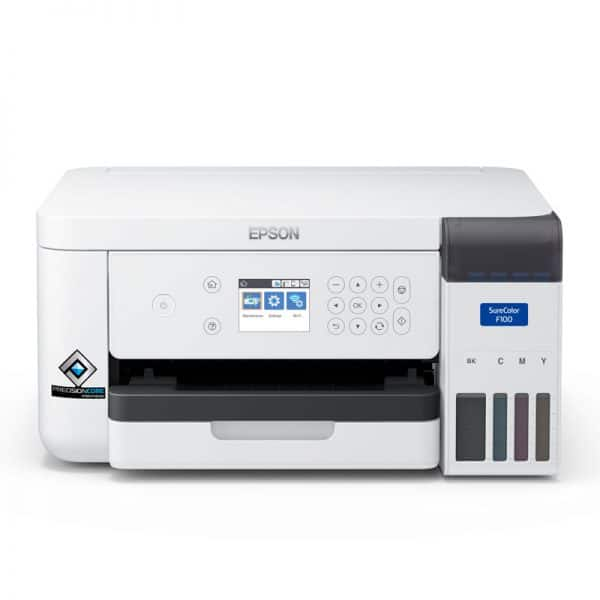Epson F100 A4 dye sublimation printer