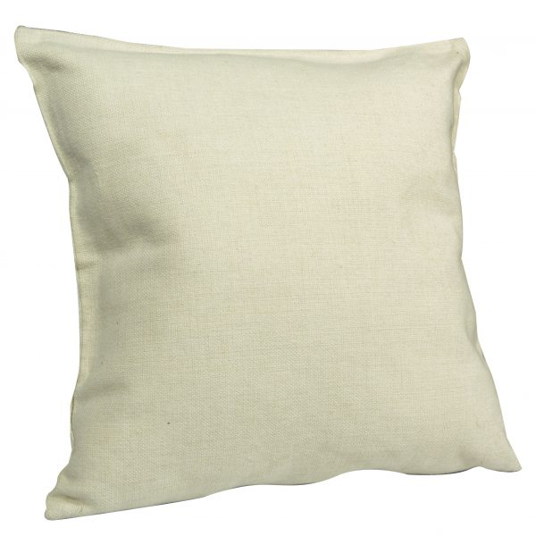 Dye Sublimation Linen Cushion Cover Blank