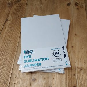 YPS Consumable A4 Sublimation paper