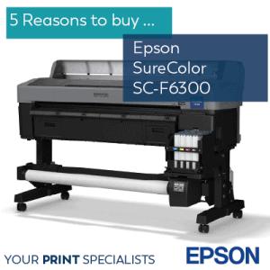 5 Reasons to buy Epson 6300 V2 1