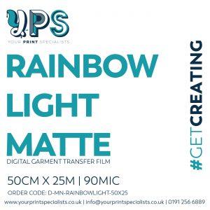 YPS Rainbow Light Matte Label 01 1
